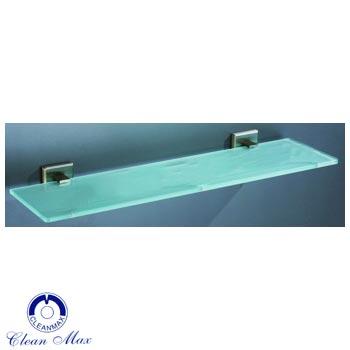 Kệ kính gương CleanMax 53005 Inox 304 mài mờ