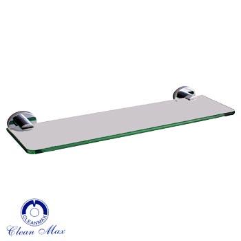 Kệ kính gương CleanMax 66005 đồng mạ crom