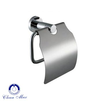 Lô giấy vệ sinh CleanMax 21013-1 đồng mạ crom