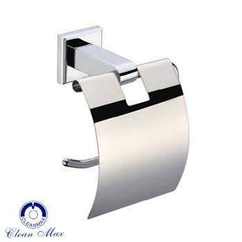 Lô giấy vệ sinh CleanMax 36013-1 đồng mạ crom