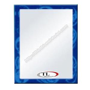 Gương ghép màu Tùng Lâm 1 lớp TL-1542 (50x70cm) Chữ Nhật