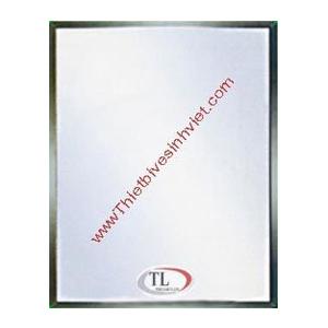 Gương chữ nhật tráng 8 lớp Tùng Lâm TL-403 (45x60cm)