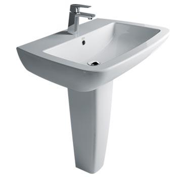 Chậu rửa chân dài Lavabo American Standard WP-F518/ F7118