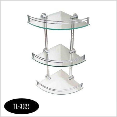 Kệ góc 3 tầng Tùng Lâm TL 3025