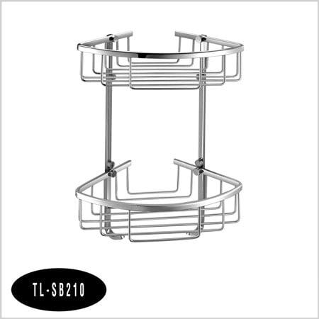 Kệ góc inox 2 tầng Tùng Lâm TL-SB210
