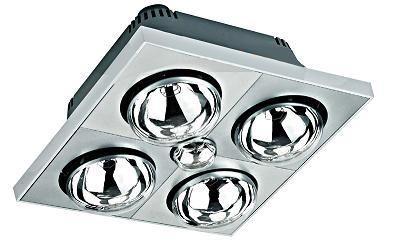 Một số đặc điểm cần lưu ý khi mua đèn sưởi phòng tắm