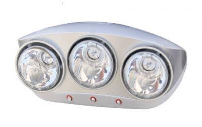 Một số điều cần lưu lý khi sử dụng đèn sưởi phòng tắm
