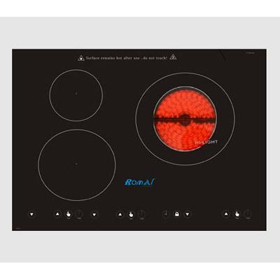 Bếp hỗn hợp điện từ Romal RIE–321C