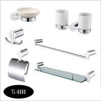 Bộ phụ kiện phòng tắm 6 món Tùng lâm TL- 6600
