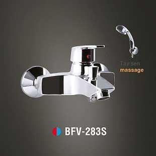 Vòi sen tắm nóng lạnh Tay sen massage INAX BFV-283S