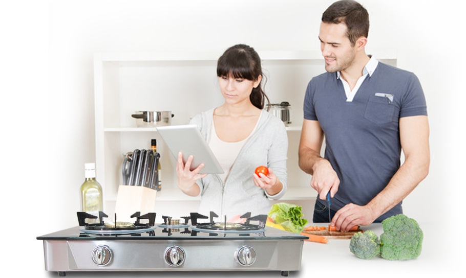 Kinh nghiệm chọn mua bếp ga cho gia đình