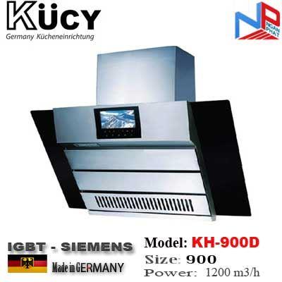 Máy hút mùi hiện đại Kucy IGBT-SIEMENS KH-900D