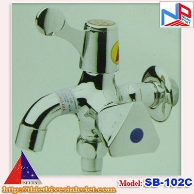 Sen tắm 1 đường lạnh Selta SB-102C