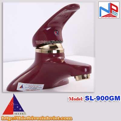 Vòi rửa lavabo Selta nóng lạnh SL900GM