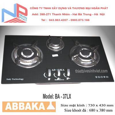 Bếp gas âm Abbaka AB-37LX