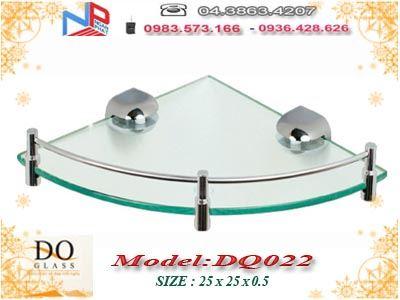Kệ kính góc Đình Quốc DQ022