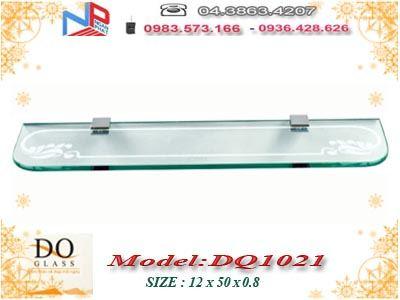 Kệ kính thẳng Đình Quốc DQ1021