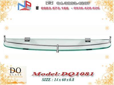 Kệ kính thẳng Đình Quốc DQ1081
