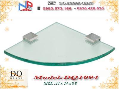 Kệ kính góc Đình Quốc DQ1094