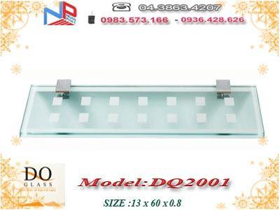 Kệ kính thẳng Đình Quốc DQ2001