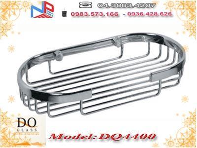 Kệ đựng xà phòng INOX SUS 304 Đình Quốc DQ4400
