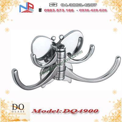 Móc áo bướm INOX SUS 304 Đình Quốc DQ4900