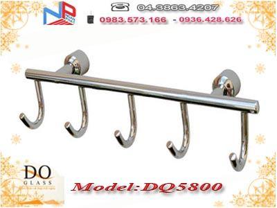 Móc áo 5 vấu inox Đình Quốc DQ5800