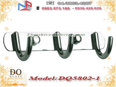 Móc áo 3 vấu inox Đình Quốc DQ5802-1