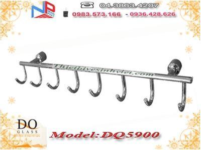 Móc áo 5 vấu inox Đình Quốc DQ5900