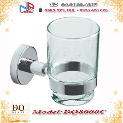 Giá đựng cốc đánh răng đơn Đình Quốc DQ8000C