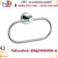 Vòng treo khăn Inox Đình Quốc DQ9800A