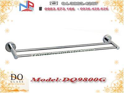 Thanh vắt khăn inox Đình Quốc DQ9800G