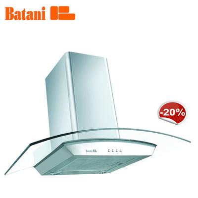Hút mùi kính cong Batani BA-107