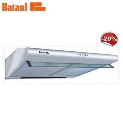Hút mùi cổ điển Batani BA-7002SS màu bạc