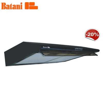 Hút mùi cổ điển Batani BA-207BL vỏ men đen