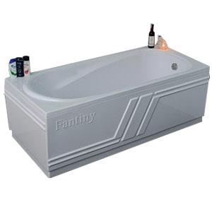 Bồn tắm Fantiny MBR-170S (Composite, Yếm phải)
