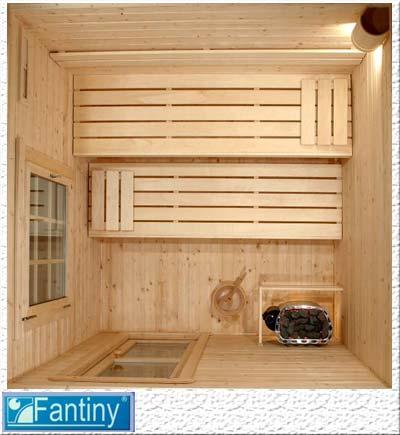 Phòng xông hơi khô cá nhân theo yêu cầu Fantiny PXK-CN