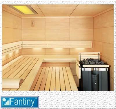 Phòng xông hơi khô Tập thể theo yêu cầu Fantiny PXK-TT