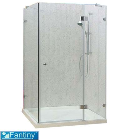 Cabin tắm vách kính FANTINY MBG-120S