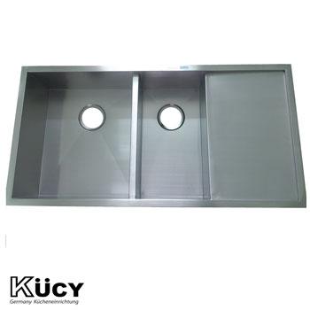 Chậu rửa bát inox 304 Kucy KS-1050B