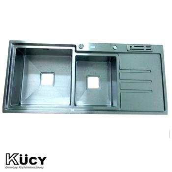 Chậu rửa bát inox 304 Kucy KS-1150B