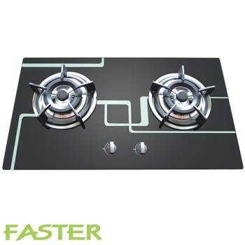 Bếp gas âm kính Faster FS-292A