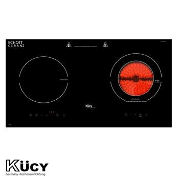 Bếp hỗn hợp Điện-Từ Kucy KIE-2168