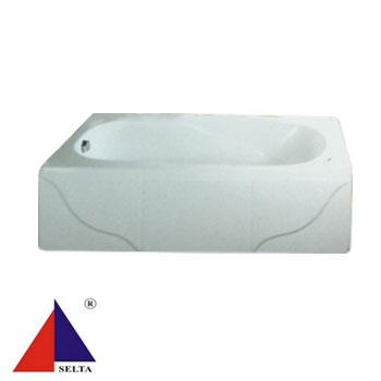 Bồn tắm Selta ST70150L.Y – Yếm liền