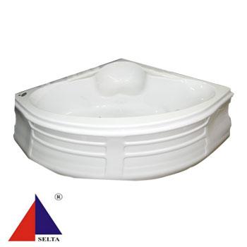 Bồn tắm góc Selta STG120120
