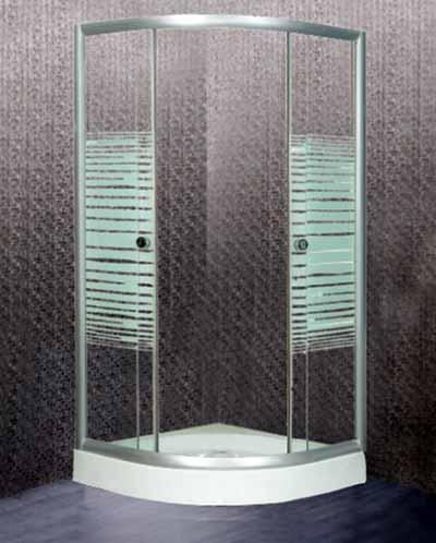Phòng tắm vách kính BROTHERS BL-3001