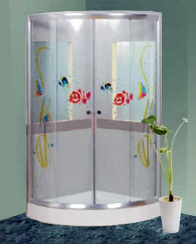 Phòng tắm vách kính BROTHERS BL-3002