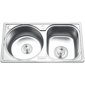 Chậu rửa bát Gorlde GD-5012 (Inox 304)
