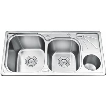 Chậu rửa bát Gorlde GD-9035 (Inox 304)