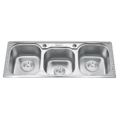 Chậu rửa bát Gorlde GD-5631 (Inox 304)